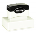 XL2-165 - XL2-165 Pre-Inked Stamp